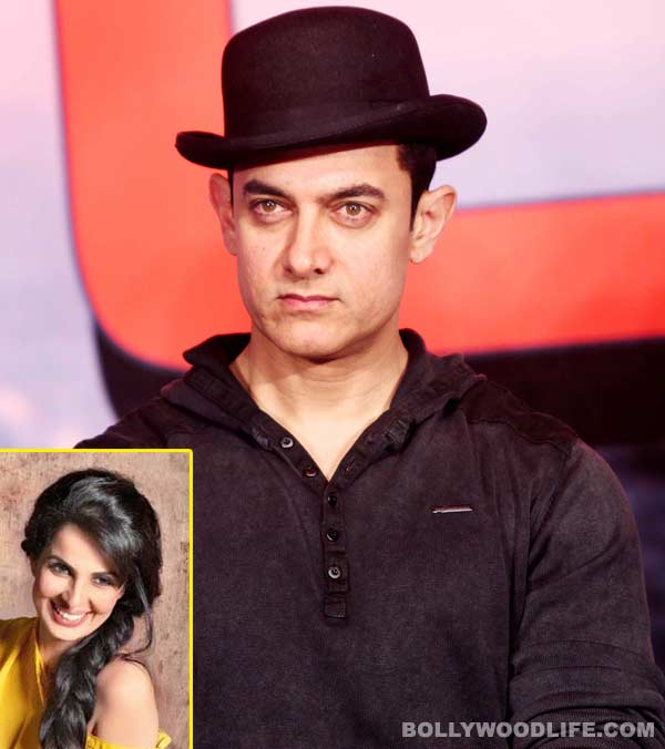 Is Aamir Khan promoting television actors?
