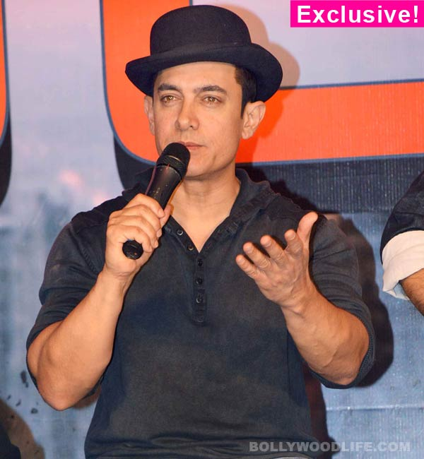 Does Aamir Khan think Dhoom:3 is not worth it?