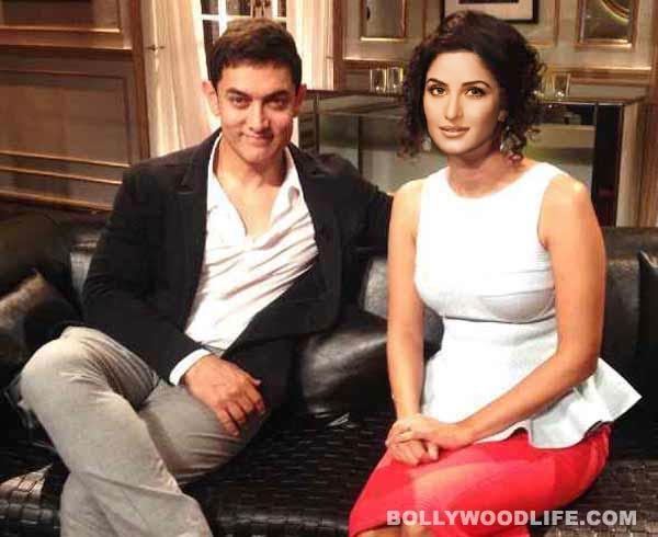 Aamir Khan fantasises about Katrina Kaif – Watch video!