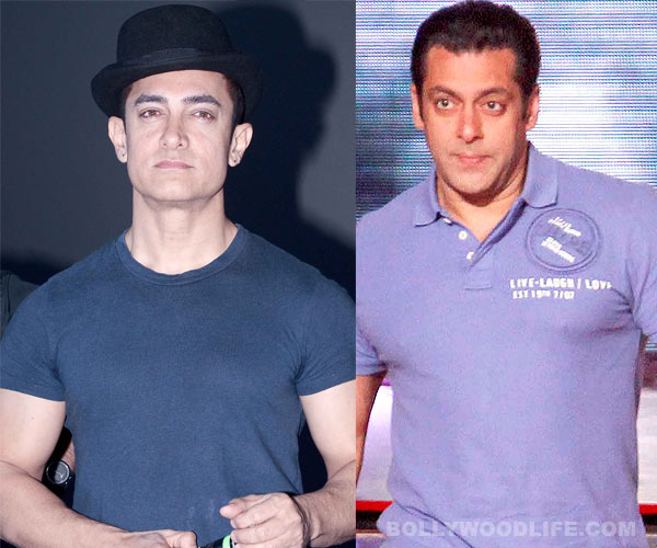 Why did Aamir Khan want to stay away from Salman Khan?