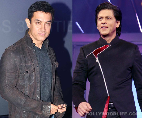 What brought Aamir Khan and Shahrukh Khan together?