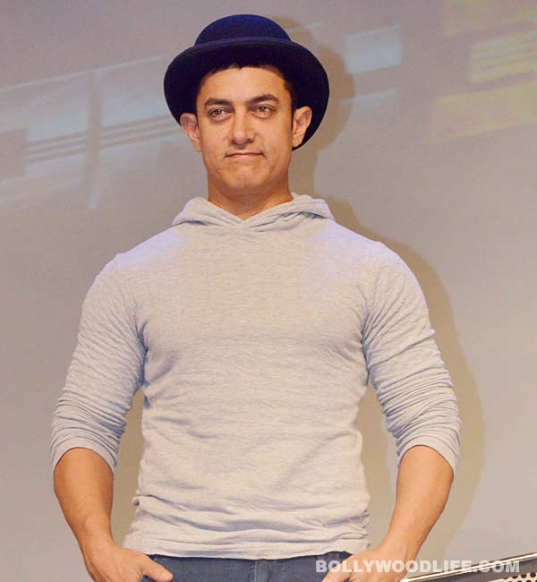Has Aamir Khan started smoking again?