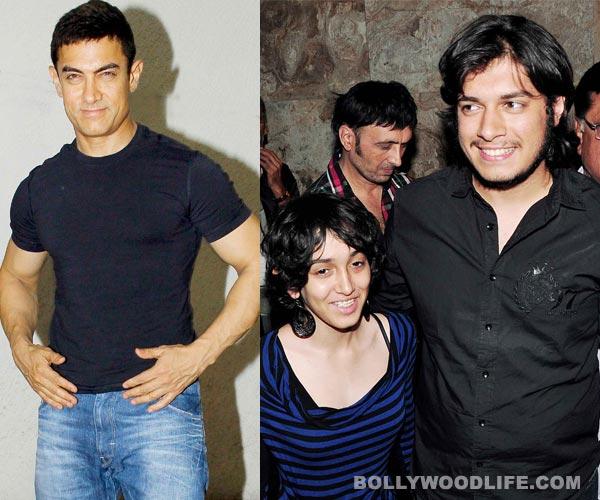 Will Aamir Khan produce son Junaid's film?