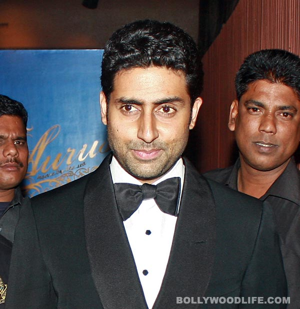 Abhishek Bachchan: If the film is not good, even if you have Mr Amitabh Bachchan in it, it will not work!