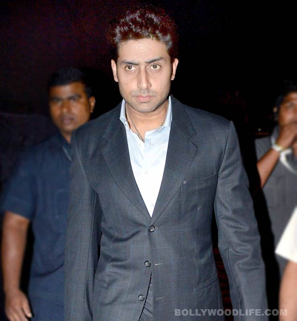 Why did the makers of Dhoom:3 apologise to Abhishek Bachchan?