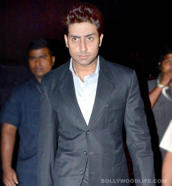 Abhishek Bachchan to produce R Balki's next