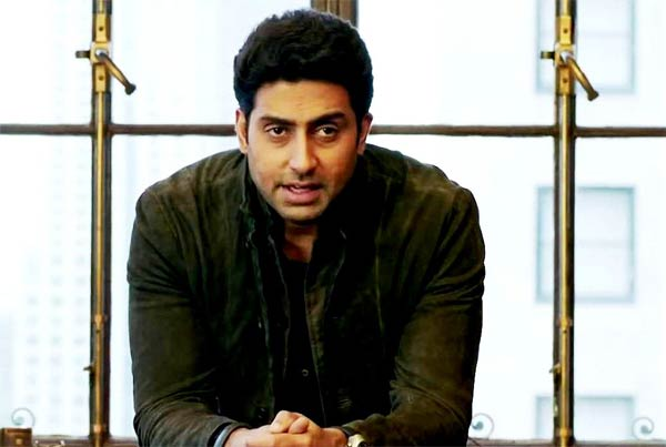 Abhishek Bachchan: In Dhoom:3 I make the most dhoom!