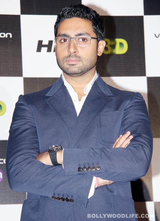 Abhishek Bachchan: Dhoom is my film and I am the hero!