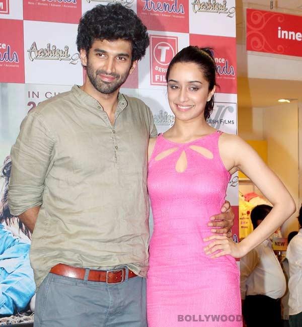 Are Aditya Roy Kapur and Shraddha Kapoor officially a couple?