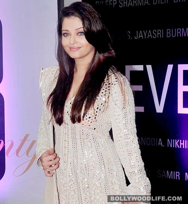 Aishwarya Rai Bachchan talks about the effects of showbiz on marital life