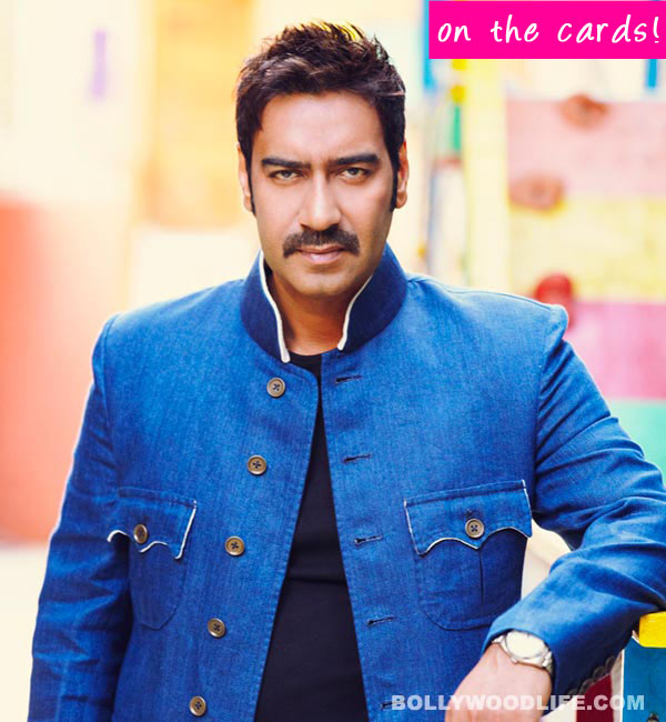 What does 2014 have in store for Ajay Devgn?