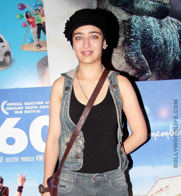 Sarika wants daughter Akshara Haasan to make her own mistakes