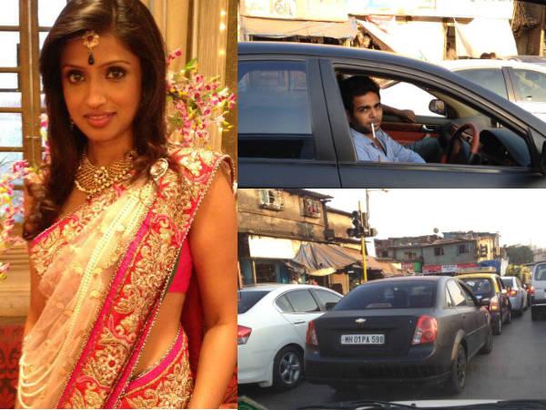 Alefia Kapadia aka Latika of Pyaar Ka Dard Hai Meetha Meetha Pyaara Pyaara harassed by motorist