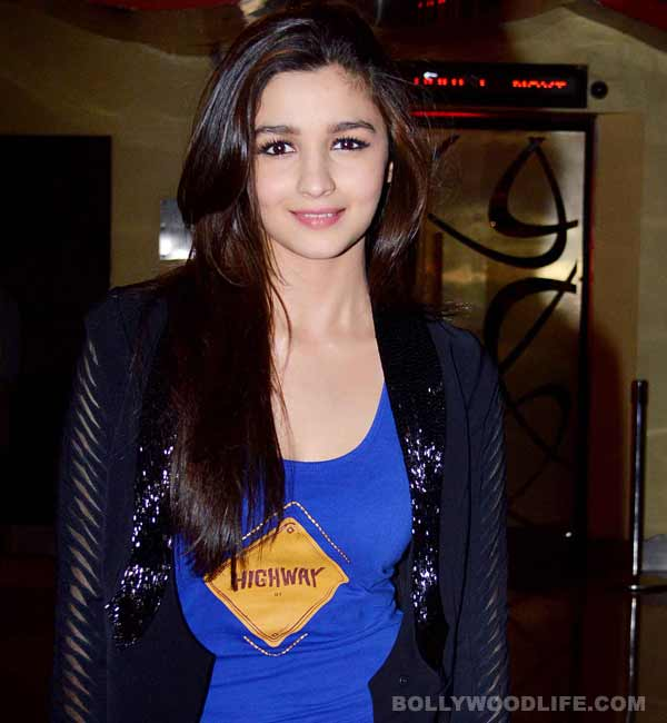 Alia Bhatt:I am not intimidated by my father. I am only intimidated by his intelligence