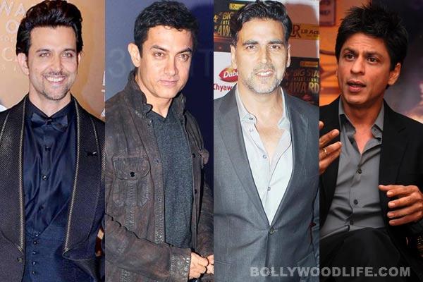 Aamir Khan, Hrithik Roshan, Akshay Kumar, Shahrukh Khan: Who was the biggest entertainer in 2013?