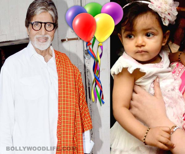 What was Amitabh Bachchan's special gift for granddaughter Aaradhya Bachchan?