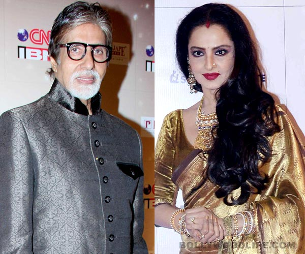 Are Amitabh Bachchan and Rekha waiting for a Yash Raj Film for their comeback?