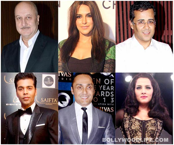 Homosexuality is once again illegal in India: Karan Johar, Farhan Akhtar, Anupam Kher and others react!