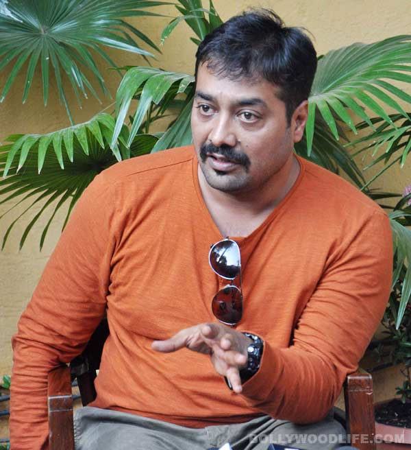 Anurag Kashyap: I feel I am being bullied by the health ministry and I refuse to take that bullying