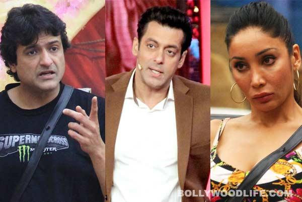 Bigg Boss 7: Is Sophia Hayat accusing Salman Khan of being biased towards Armaan Kohli?