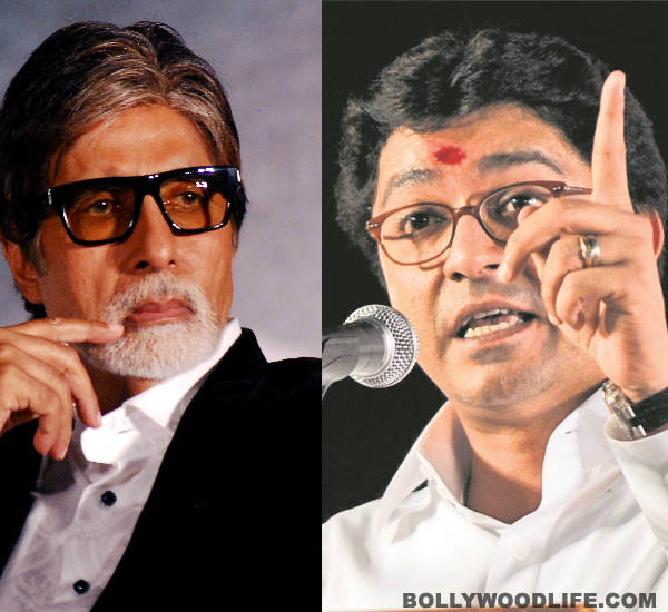 Will Amitabh Bachchan and Raj Thackeray reconcile?