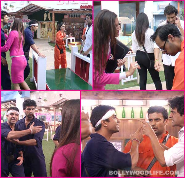 Bigg Boss 7: Is Armaan Kohli back to being the angry man of the house?