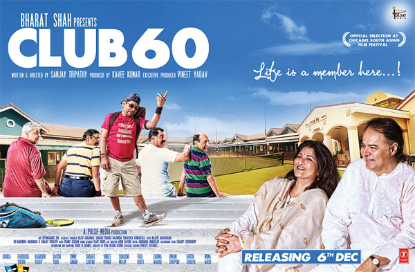 Club 60 movie review: Love, loss, life…a lingering sense of playful yet pensive nostalgia