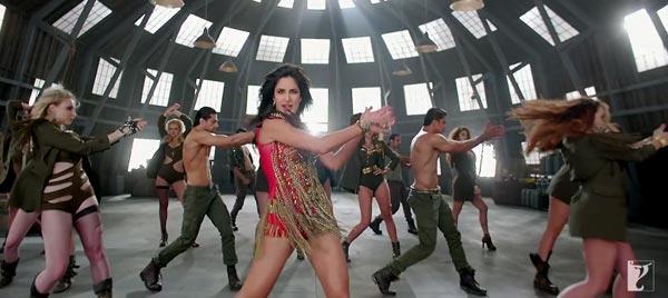 Why is Katrina Kaif inviting everybody to dance?