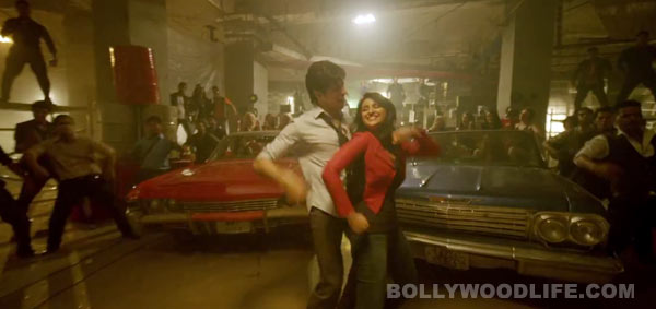 Hasee Toh Phasee song Drama queen: Sidharth Malhotra and Parineeti Chopra set the party mood!