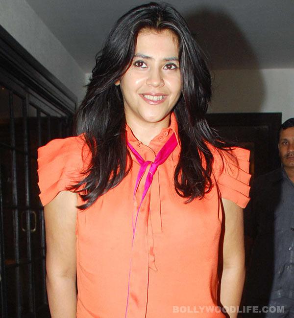 Is Ekta Kapoor planning to make her acting debut?