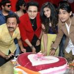 What did Salman Khan get from the cast of Munna Bhai Sallu Bhai on his birthday?
