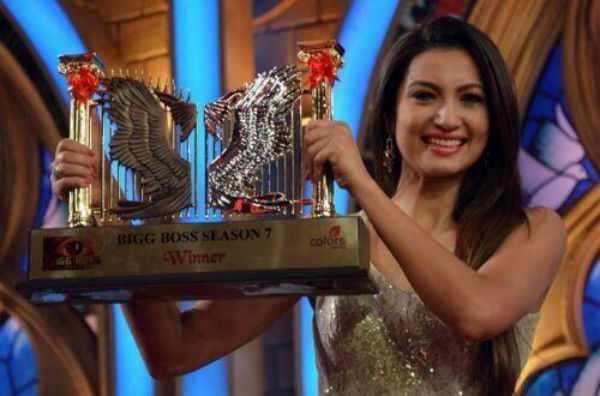 Bigg Boss 7: I hope that Kushal and me take our relationship to another level, says winner Gauahar Khan