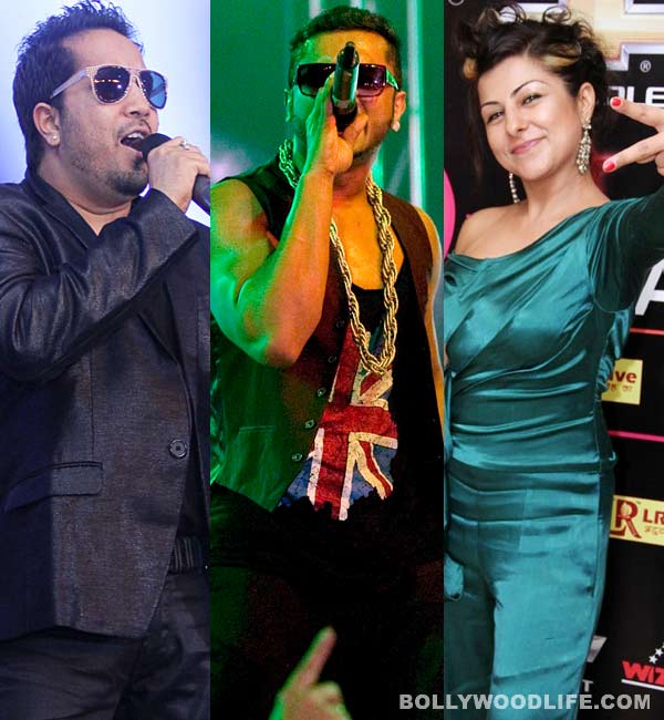 Yo Yo Honey Singh, Mika Singh and Hard Kaur: Where are these singers going to perform this New Year?