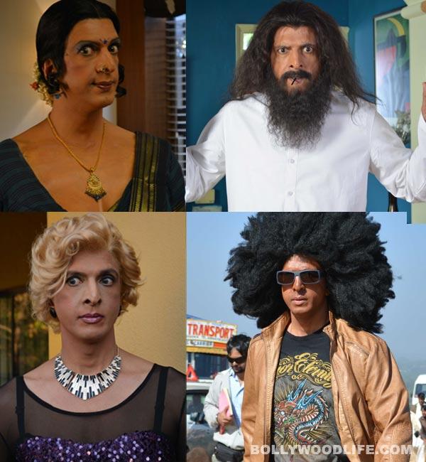 Javed Jaffrey plays seven wacky roles in Mr Joe B Carvalho