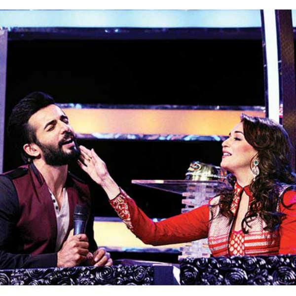 Revealed: Why Madhuri Dixit slapped Jay Bhanushali on the sets of Dance India Dance 4