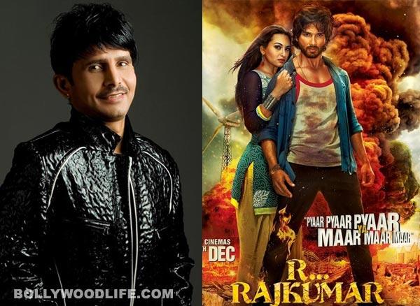 Shahid Kapoor's R…Rajkumar is a massive flop, says Kamaal R Khan!