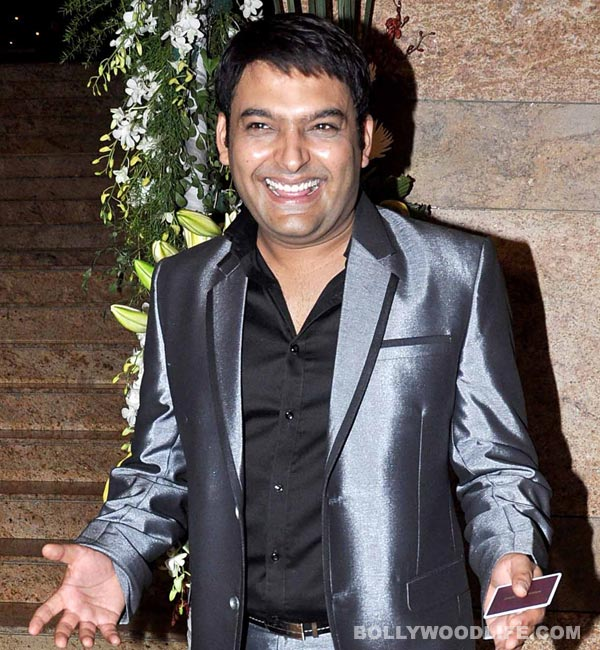 Kapil Sharma features in Forbes India's celebrity 100 list!