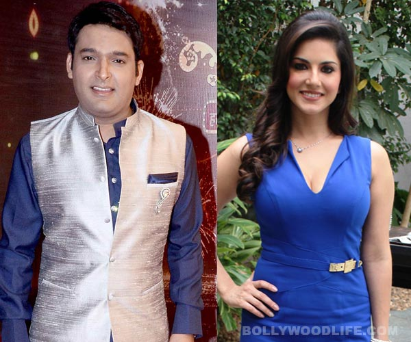 Why did Kapil Sharma not want Sunny Leone on Comedy Nights with Kapil?