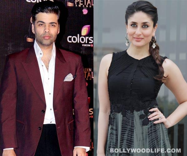 Karan Johar rubbishes rumours about Kareena Kapoor Khan not being part of Shuddhi