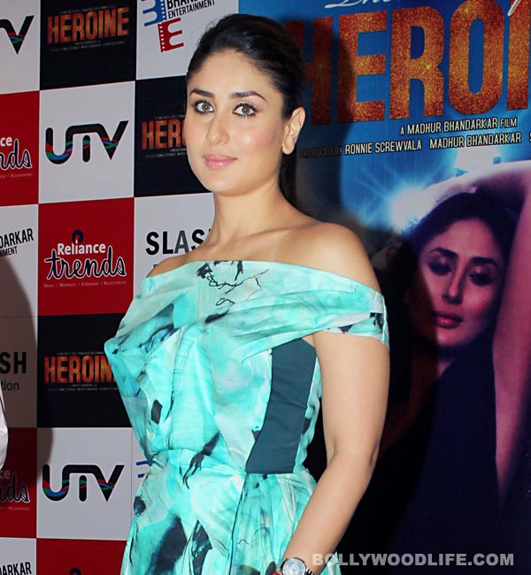 Does Kareena Kapoor have no friends in Bollywood?