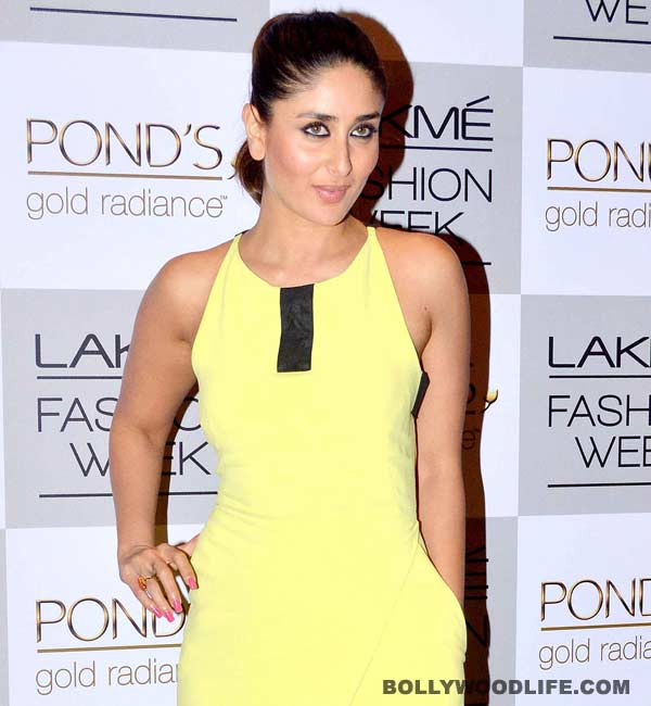 Is Kareena Kapoor Khan planning to do a Heroine again?