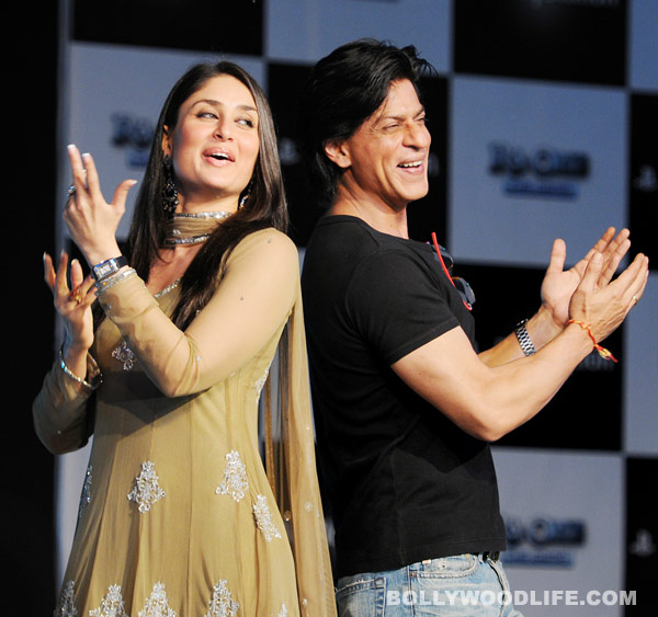 Shahrukh Khan and Kareena Kapoor Khan in Sanjay Leela Bhansali's Bajirao Mastani?