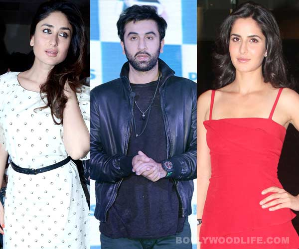 Kareena Kapoor Khan declares Katrina Kaif as Ranbir Kapoor's wife!