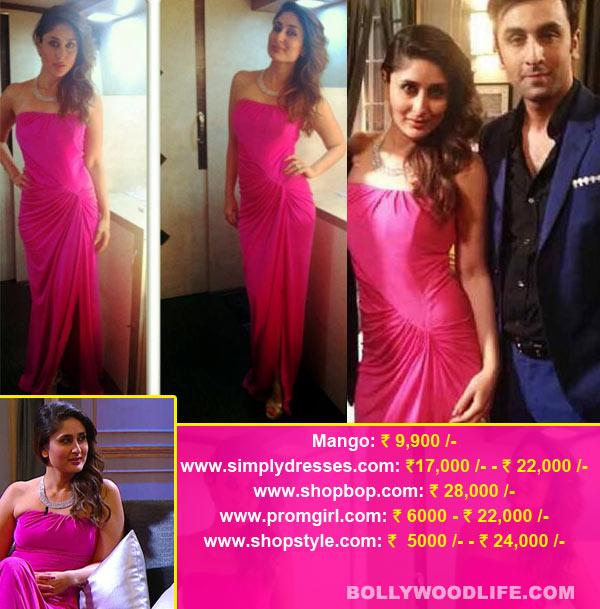 Do you want to look like Kareena Kapoor Khan on Koffee With Karan?