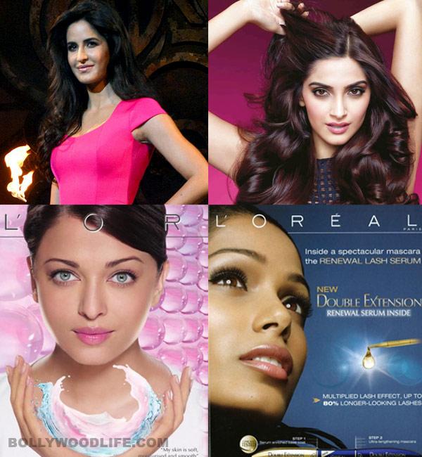 Katrina Kaif joins the likes of Sonam Kapoor, Aishwarya Rai Bachchan and Freida Pinto!