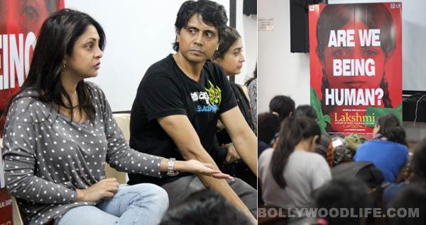 Nagesh Kukunoor's Lakshmi gets audience teary eyed!