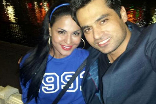 Why did Veena Malik get married secretly?