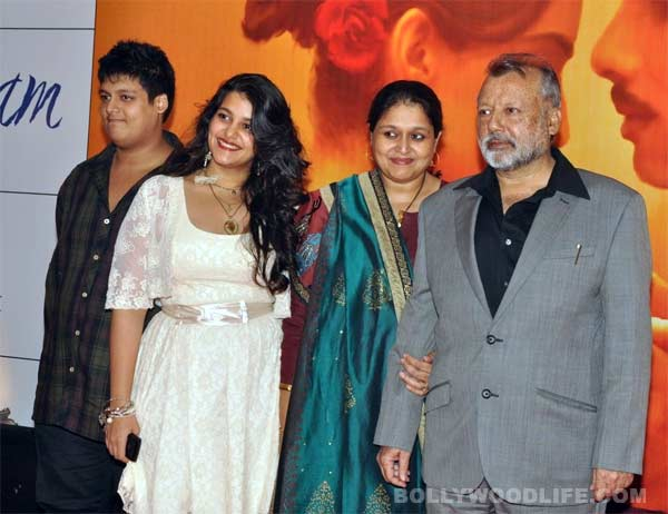 Supriya Pathak's children ready for Bollywood
