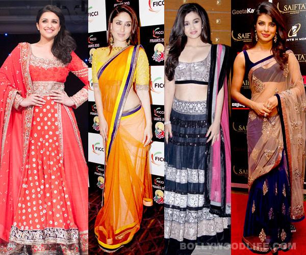 Manish Malhotra birthday special: 7 best looks of 2013 by the designer!