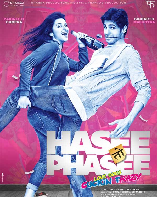 Karan Johar's Hasee Toh Phasee not a rom-com?